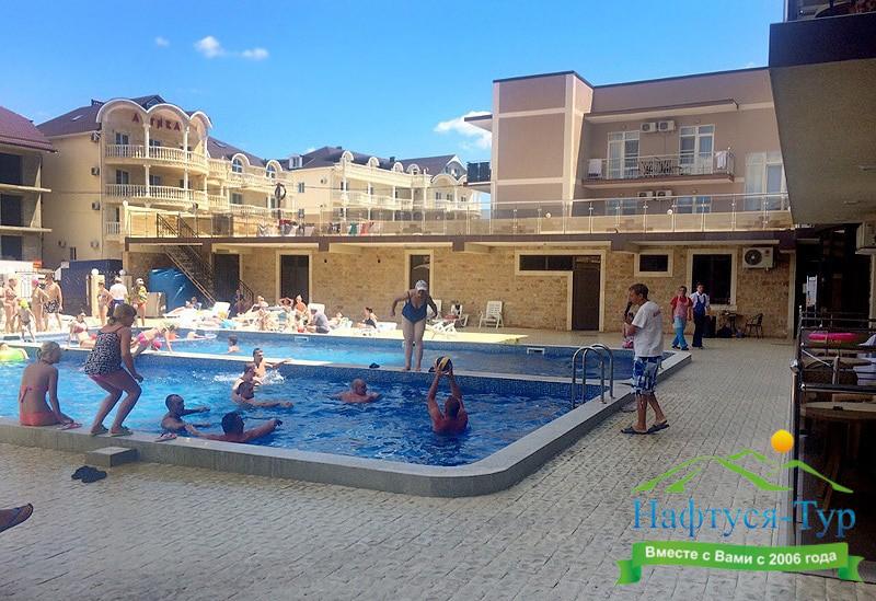 отель морской рай анапа фото характеристика дана студентке